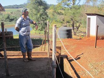 BrasilItaipuGedsonVargas TERRAMÉRICA   Itaipu incentiva o biogás