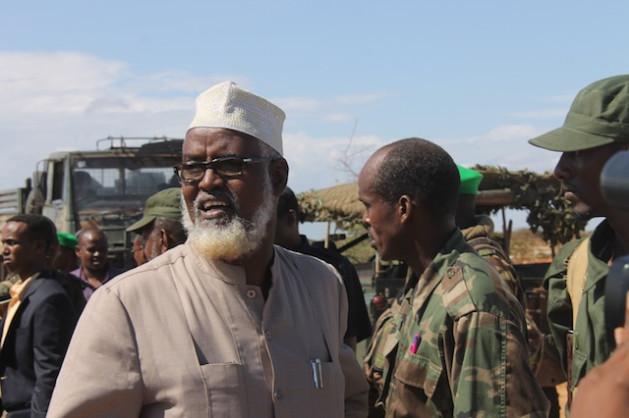 foto 1 Controle do sul da Somália entregue às armas maiores