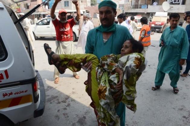 Paquistao Cristãos são os intocáveis do Paquistão