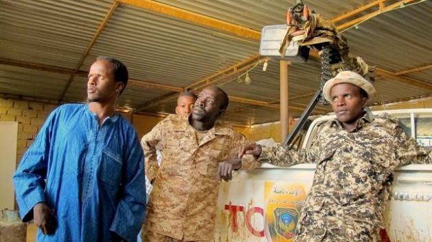 Libia A primavera do povo tubu floresce no deserto da Líbia
