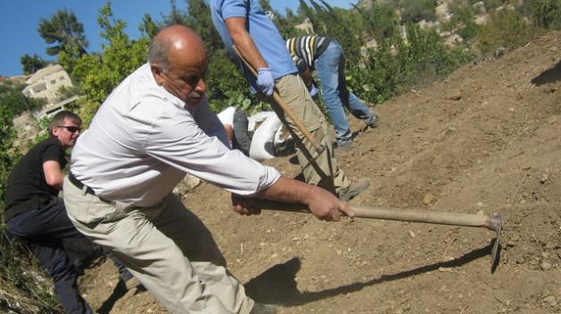 "palestina640 629x352 ""Intifada verde"" toma conta de aldeia palestina"