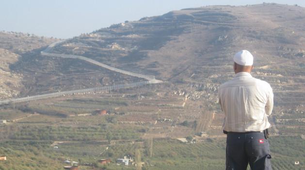 drusos Drusos nas Colinas de Golã sentem o calor da guerra síria