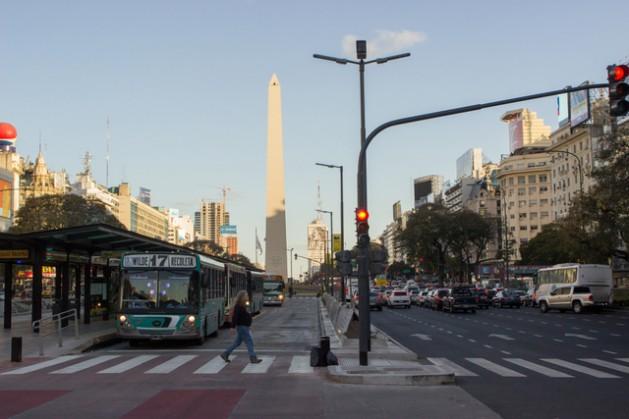 transporte1 Contrastes no transporte em grandes cidades latino americanas