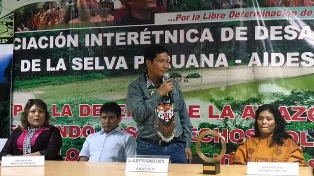 Alberto Massacre de Bagua desafia a justiça peruana