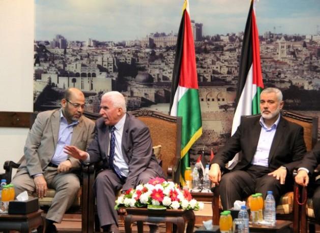 Palestinos Palestinos diante do árduo desafio da unidade