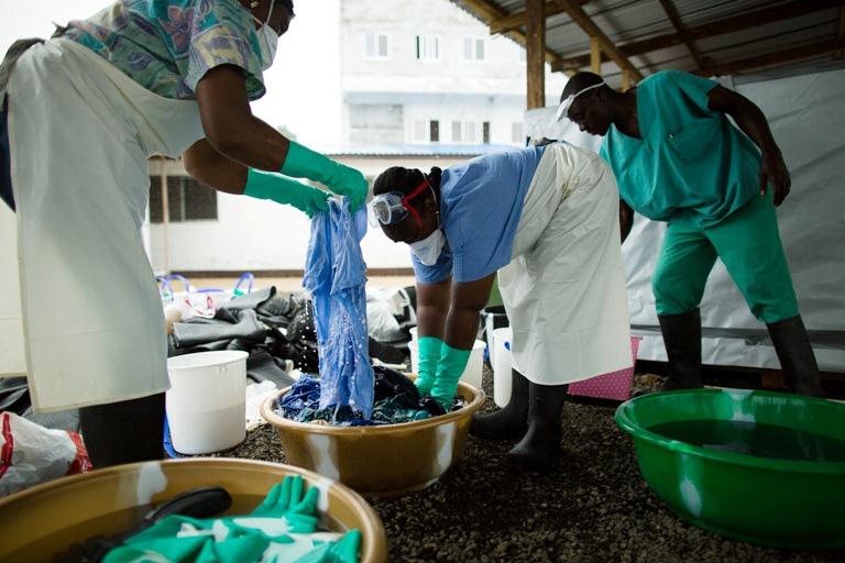 ebolafotospublicas Ebola provoca crise alimentar na África ocidental