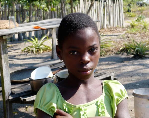 mozambique Moçambique enfrenta o duplo problema do papiloma e do HIV