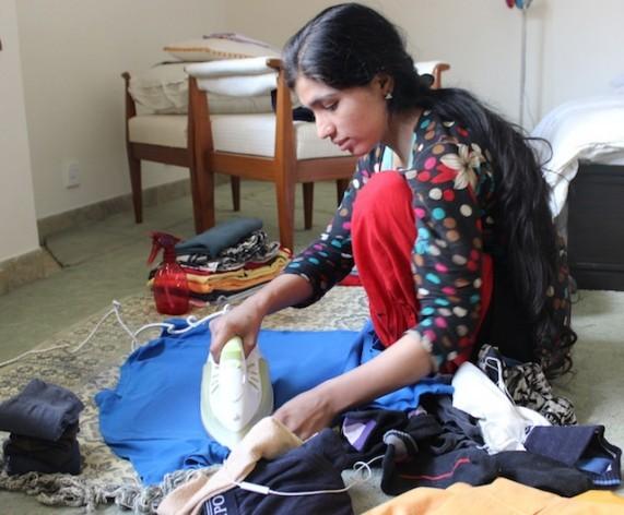 pakistan 571x472 Trabalhadoras domésticas do Paquistão querem regulamentação do setor