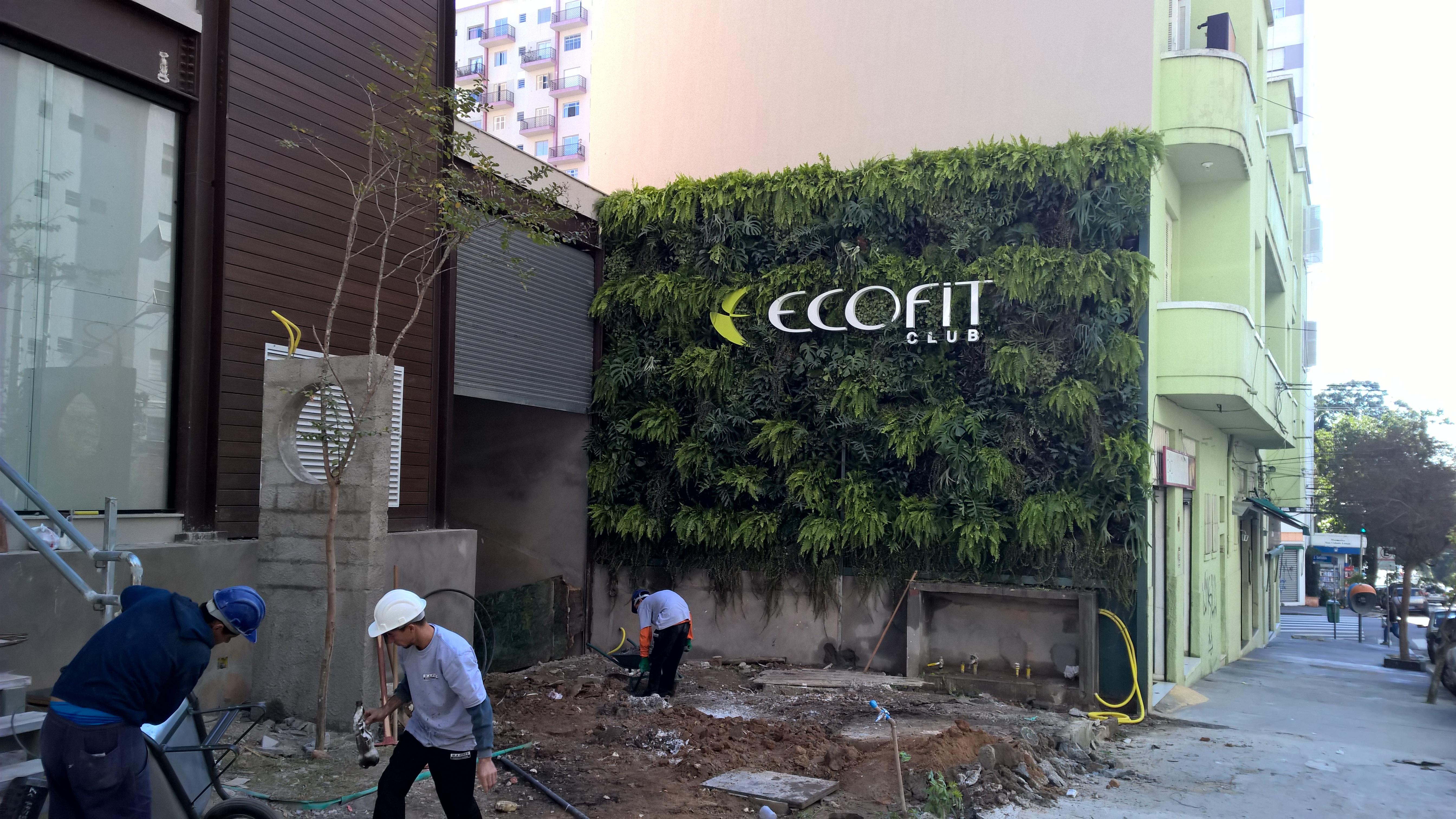 Academia ecológica Ecofit Club inaugurasua primeira franquia