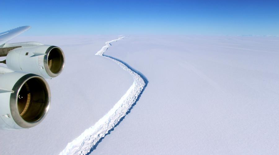 Tudo o que você precisa saber sobre o iceberg gigante da Antártida