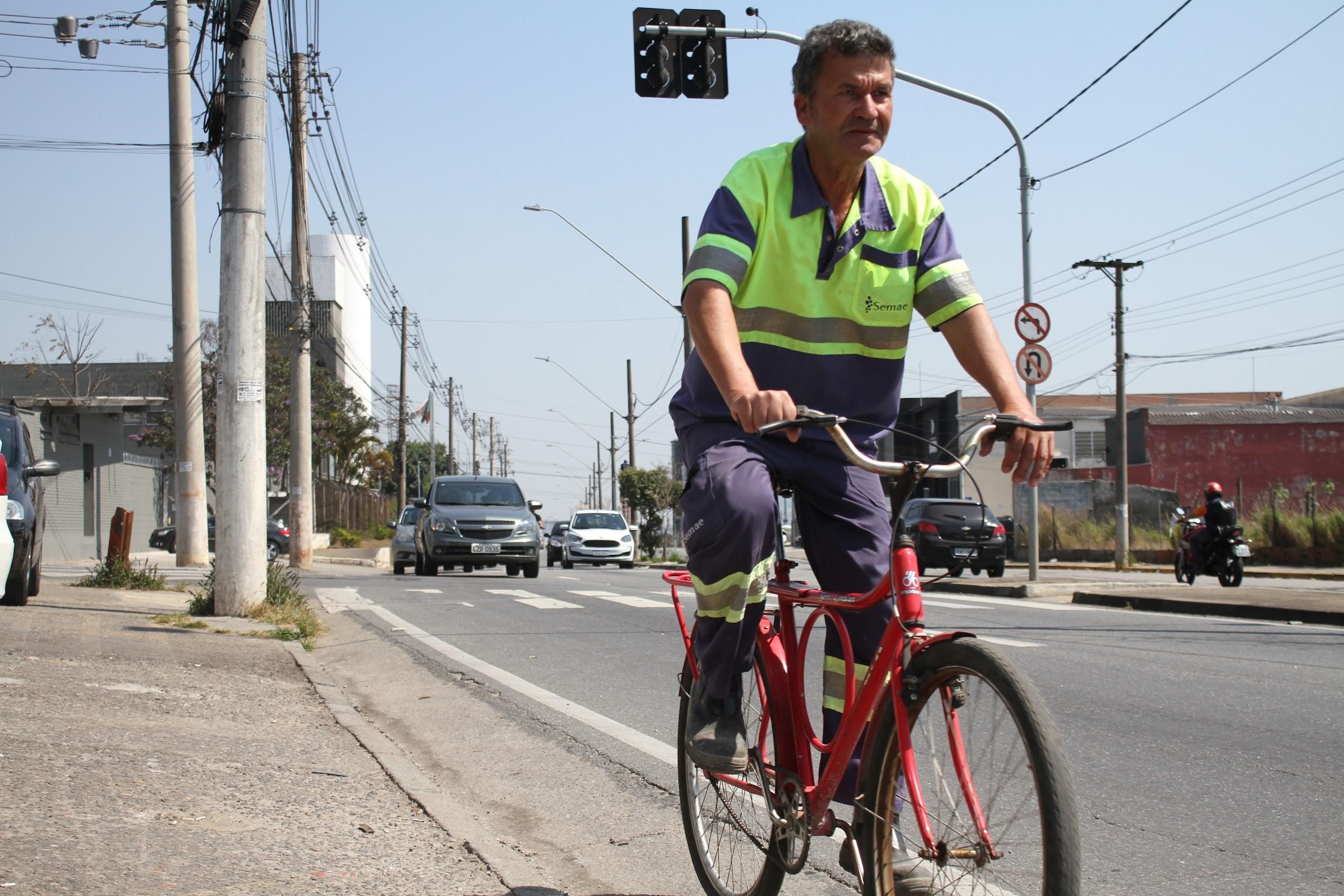 Mogi das Cruzes planeja Plano Cicloviário para reduzir acidentes com ciclistas