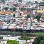 Palafitas da Glória, na Zona Oeste de Manaus